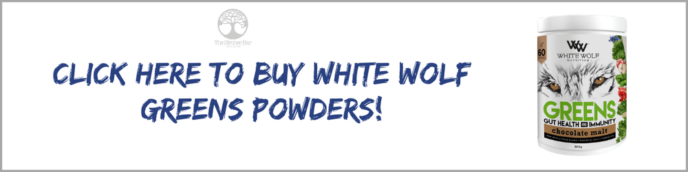 buy white wolf greens powder