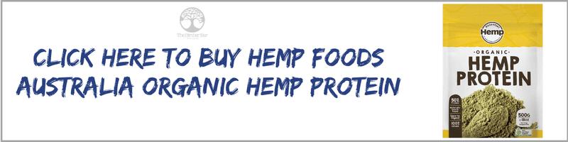buy organic hemp protein powder