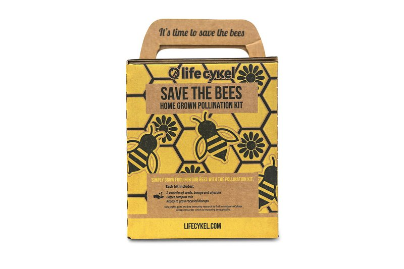 Life Cykel Save The Bees Kit