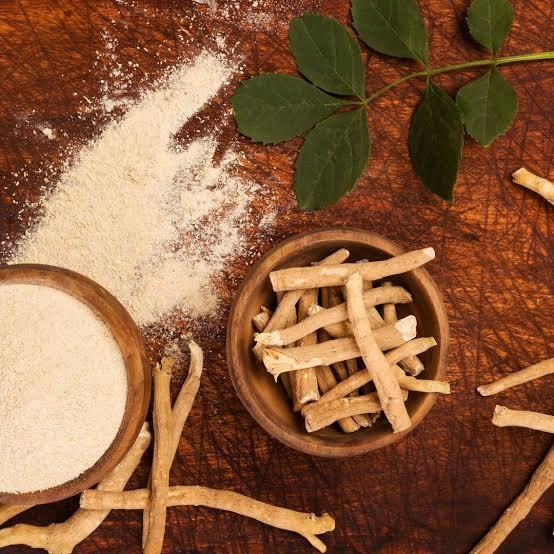 Ashwagandha Root & Powder