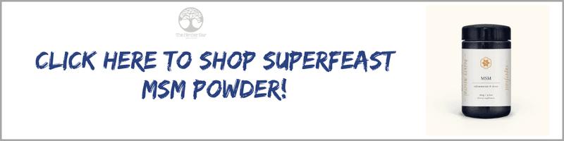 Buy SuperFeast MSM Powder