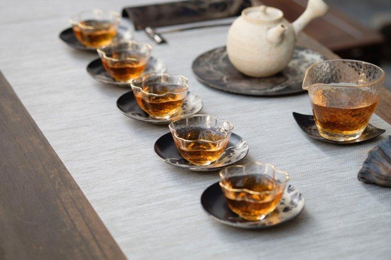 Chaga Tea ceremony