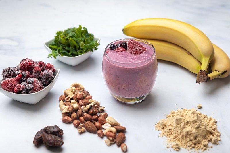 wpi protein smoothie