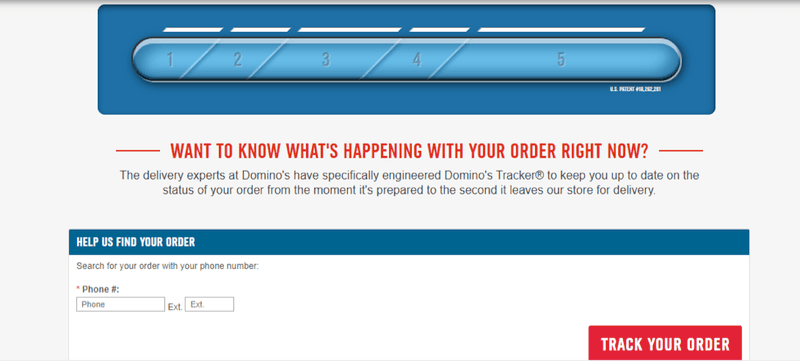 Dominos Pizza keeps it fun and interactive