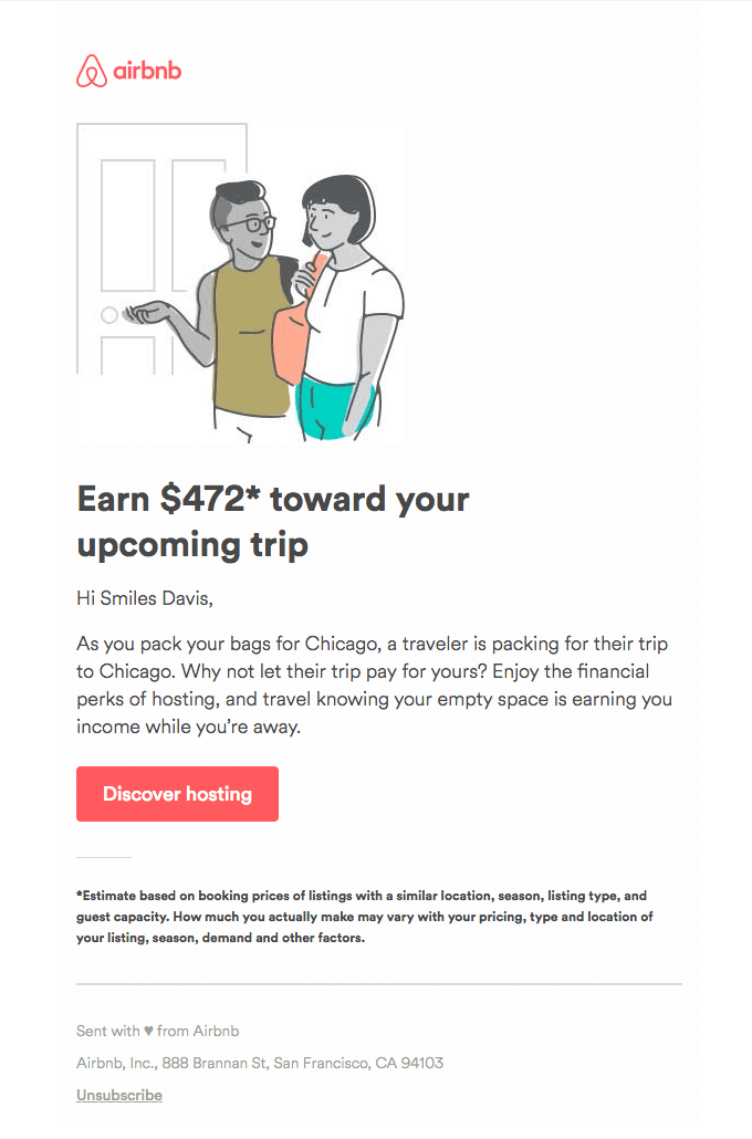 Airbnb shows what your missing out on