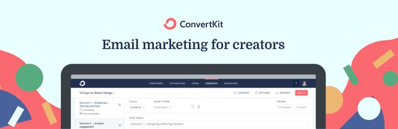 ConvertKit headline