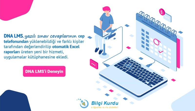 Bilgi Kurdu E-Öğrenme ve Dijital Dönüşüm Araçları