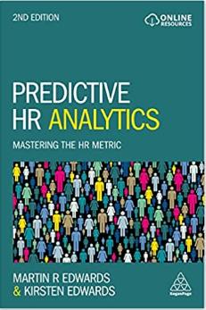 Books on HR Analytics