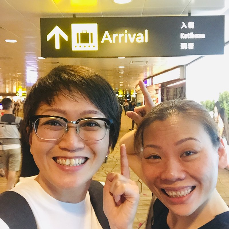 Jelly Arrives in Singapore