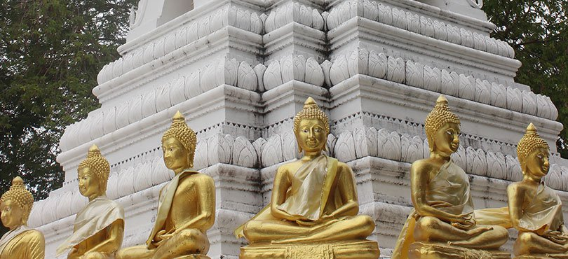 Wat Kao Chedi - 5 Beautiful Koh Samui Temples