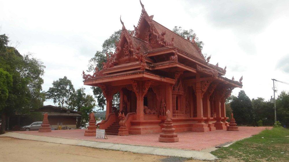 Wat Sila Ngu - 5 Beautiful Koh Samui Temples