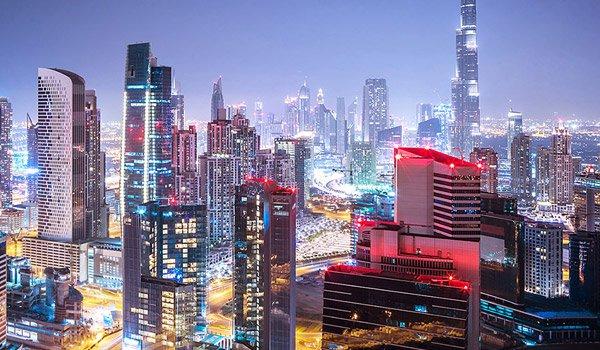 marché immobilier de Dubaï