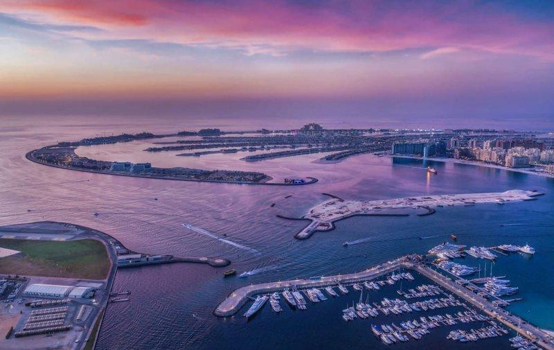 résidences en front de mer : Palm Residences