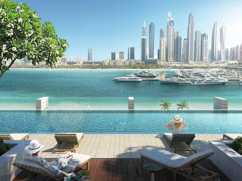 résidences en front de mer : Palace Beach Residences