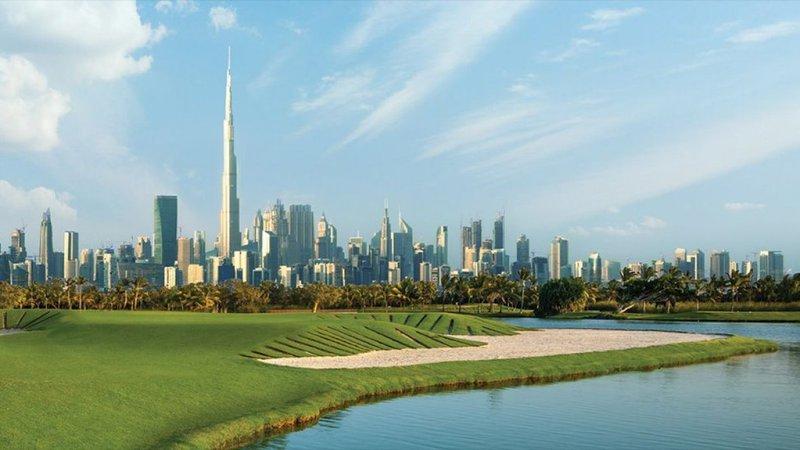 vie en communauté à Dubaï : Dubaï Hills Estate