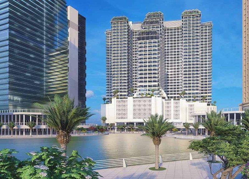investir à Dubaï à moins de 115 000 € : Golf Views