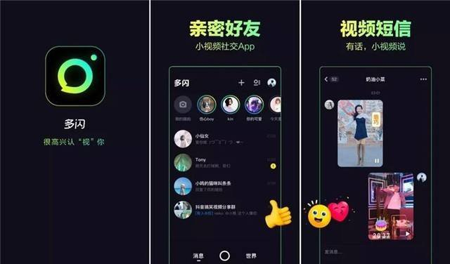 Dhoushan the Chinese Messenger is most similar to Snapchat in nature.
