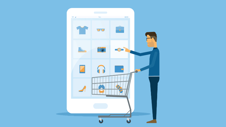 Shopping with chatbots