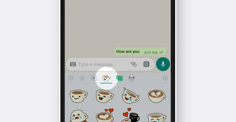 If you want to create a WhatsApp Sticker Marketing campaign, WhatsApp provides and codebase to help you to make WhatsApp Stickers and give them to your customers.