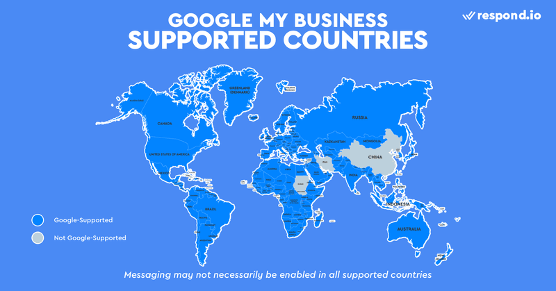 Today, Google is the largest search engine with more than 90% of the world's market share. In fact, the only 7 countries that are not Google-supported are Crimea, Cuba, Iran, North Korea, Sudan, Syria and China.