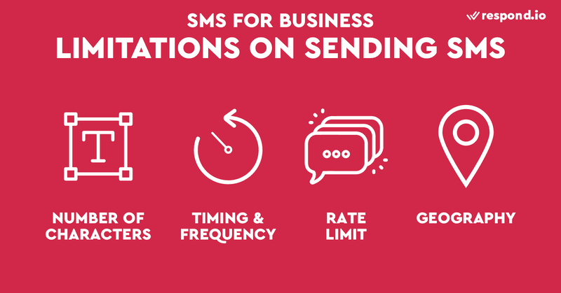 Messaging your customers is relatively straight forward. Once you've got their number you can send a customer the first message to start the conversation. However, there are a few limitations you should keep in mind.