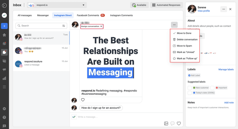 How to see Instagram DMs on PC: If your business has expanded and now you have a higher volume of messages daily, it's time to consider the Facebook Business Suite Inbox. As long as the Instagram Business Account is connected to Facebook, you'll be able to access this inbox.