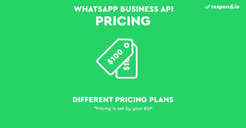 Esencialmente, los PSB pagan a WhatsApp un precio que es diferente de lo que realmente cobran a las empresas. Y dado que cada PSB puede fijar sus propios precios, tiene sentido averiguar si realmente está obteniendo un beneficio por su dinero.