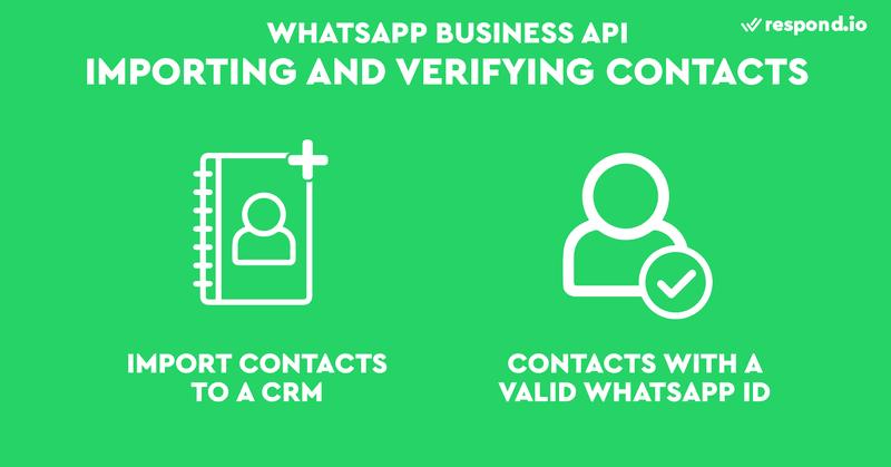 Después de verificar tus contactos asegurándote de que tienen un ID de WhatsApp válido, quizá te interese saber cómo importarlos a una plataforma de CRM.