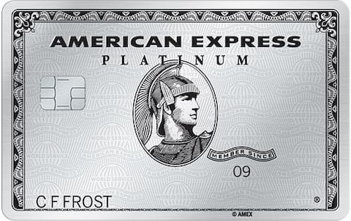 American Express Business Platinum Card Amazon Seller