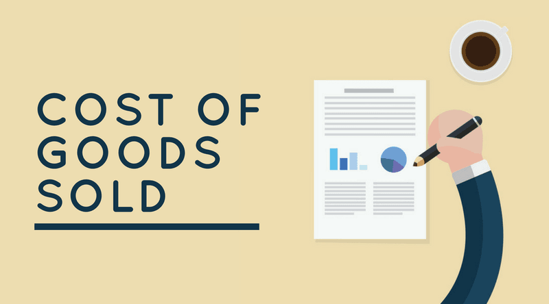 Cost of Goods Sold for Amazon Sellers
