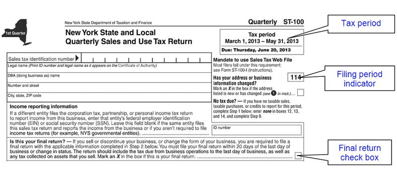 Amazon NYS Sales Tax
