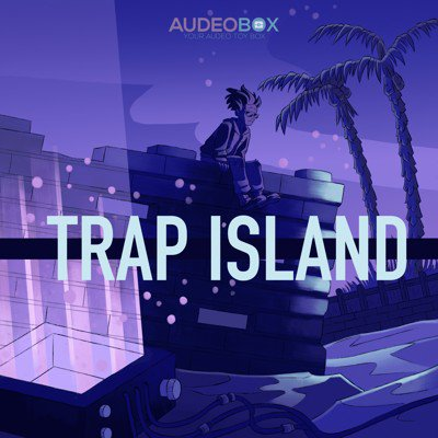 Trap Island Drum Sample Pack
