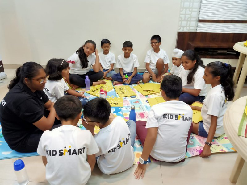 summer vacation program for young kids, The KidSmart
