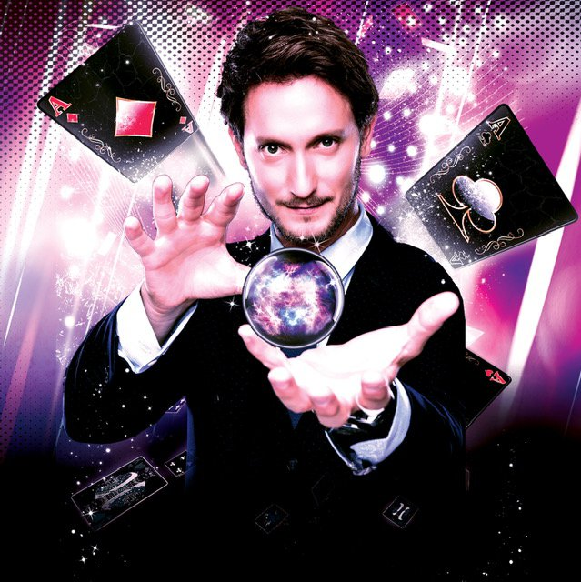 Lior Suchard on January 13th and 14th, to the Tata Theatre