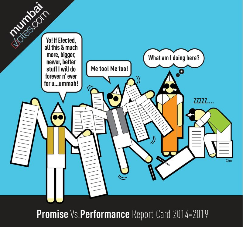 MP Report card for 2014-2019