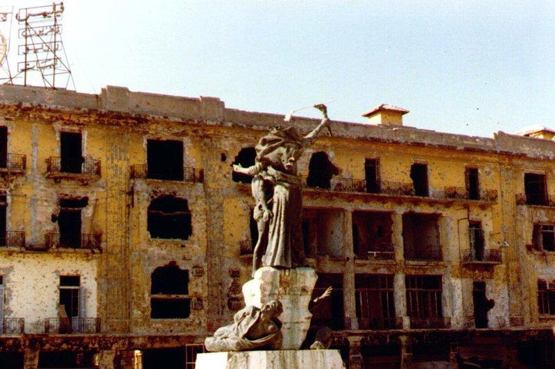 State Corruption in Lebanon