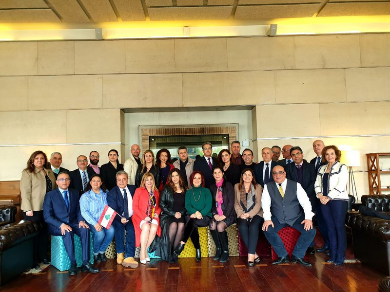 First Batch of Certified Anti-Corruption Managers in Lebanon