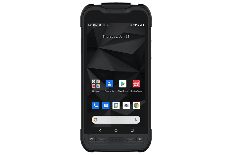 Sonim RS60 Mobile Computer and Smart Scanner