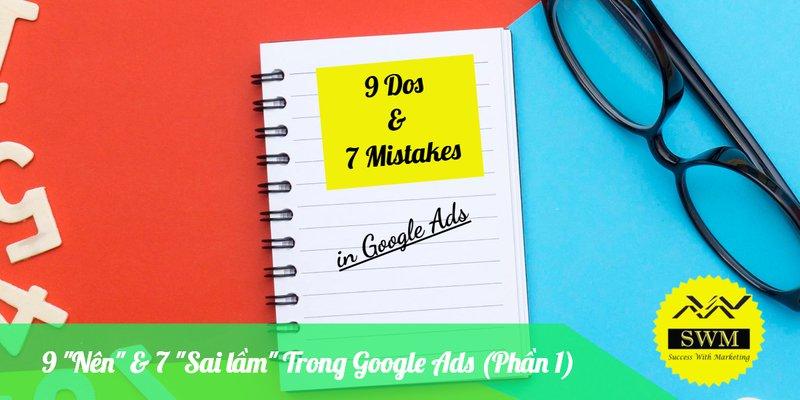 Thủ thuật Google Ads - SWM