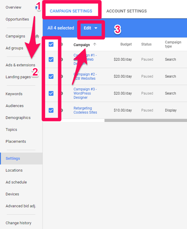 "Google Ads - 9 ""Nên"" & 7 ""Sai lầm"" Bạn Cần Biết (Phần 1)"