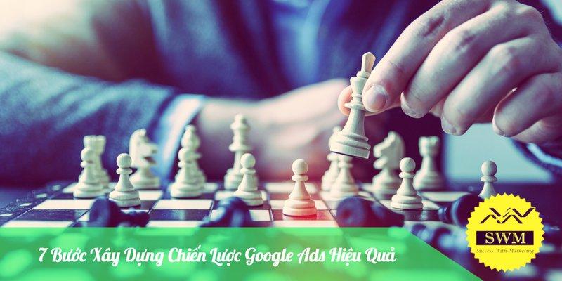 Xây dựng chiến lược Google Ads