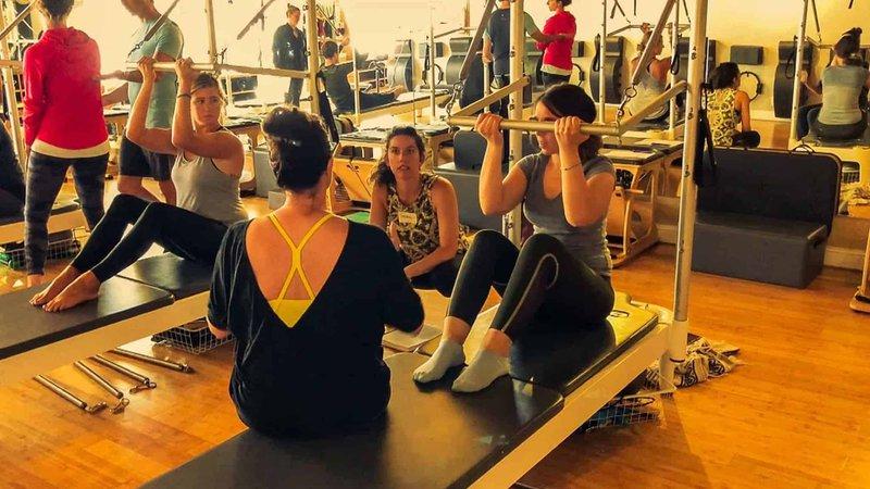 Pilates Teacher Training Orange County