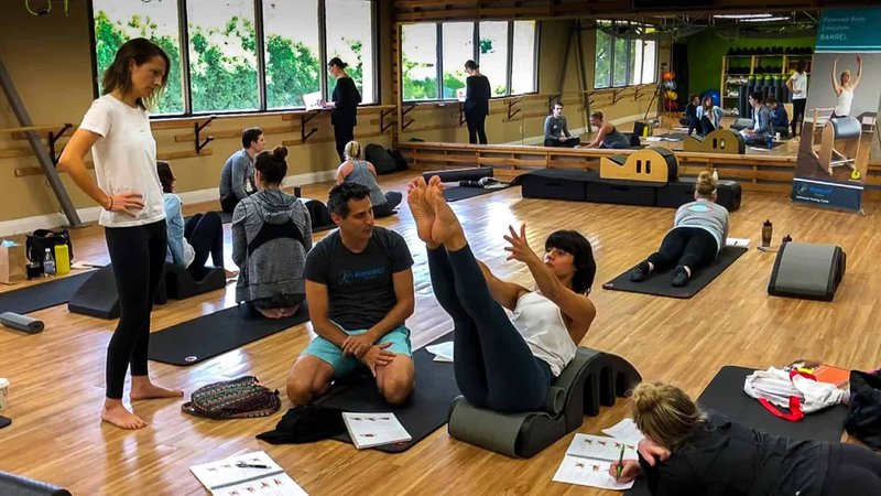 Pilates Teacher Certification Orange County