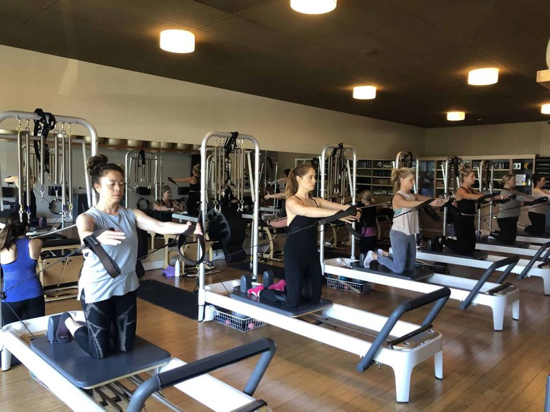 Pilates Group Reformer Classes Orange County