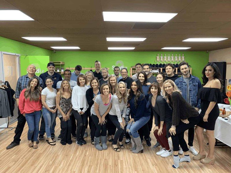 Konnect Pilates Team Orange County