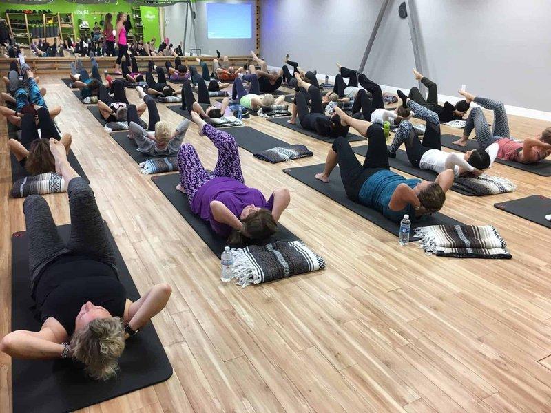 Pilates Mat Classes Orange County