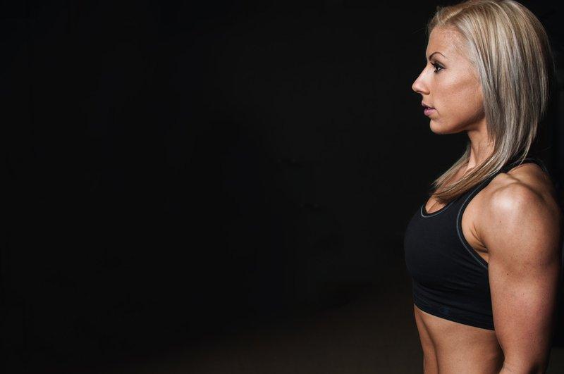 World Gym workout