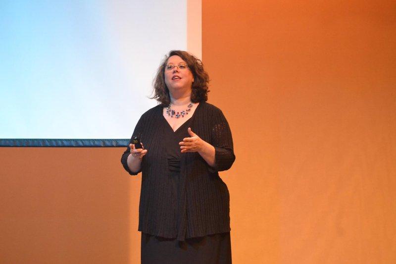 Susan is a motivational speaker that helps people get unstuck.