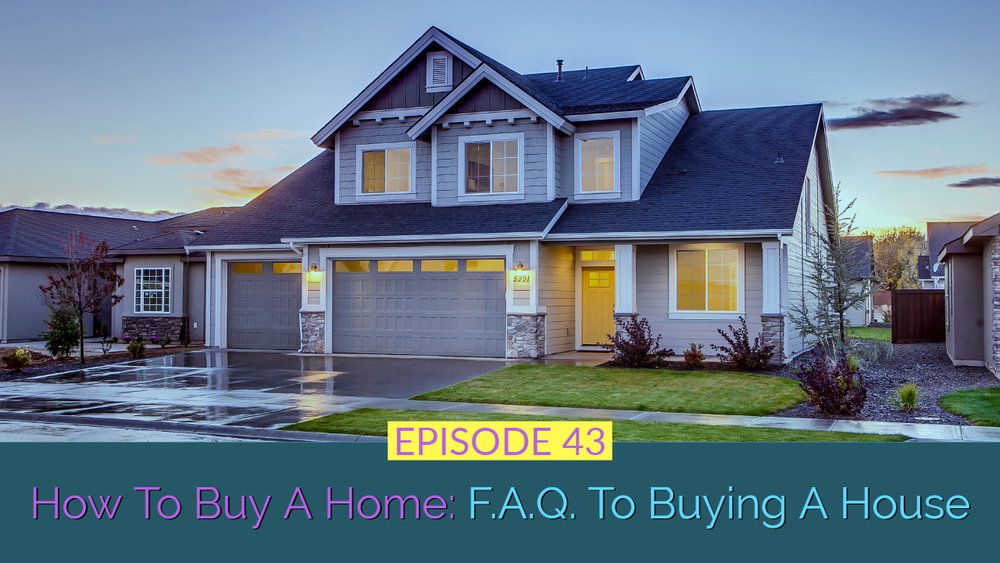 How To Buy A Home Thumbnail