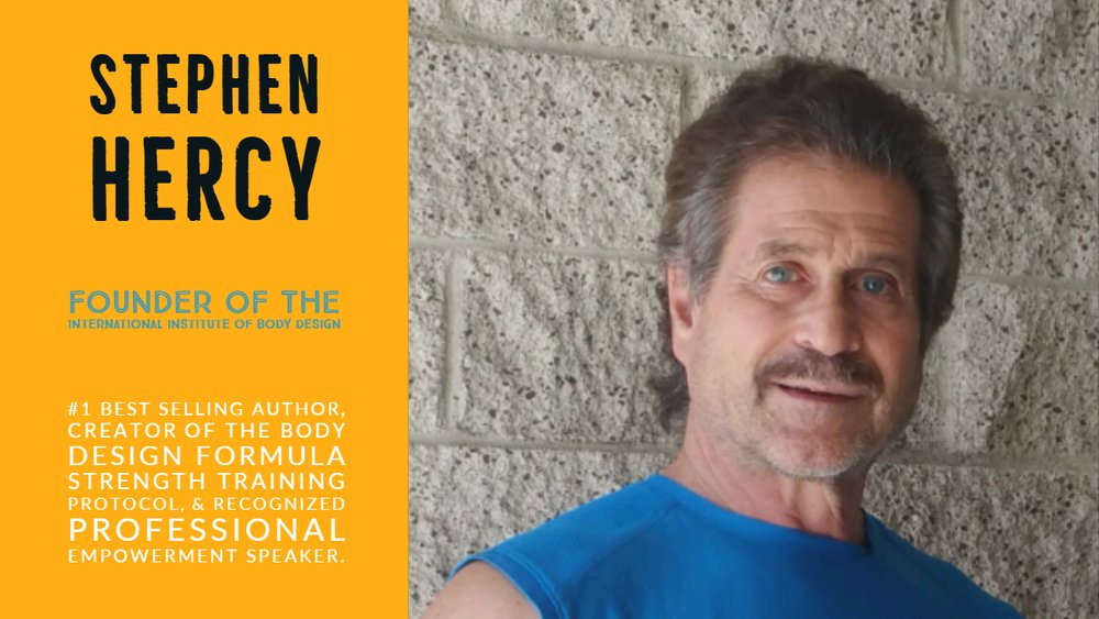 Stephen Hercy AKA Dr. Fitness USA